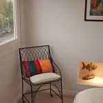 Master bedroom for 2 Coastguard Cottages, holiday cottage in Keyhaven, Hampshire