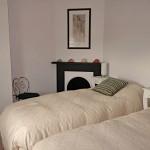 Bedroom 2 for 2 Coastguard Cottages, holiday cottage in Keyhaven, Hampshire